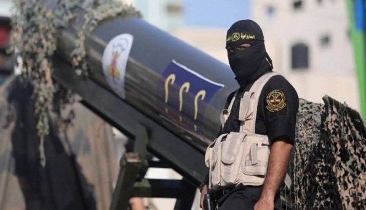 Siyonist Subay, Hamas'ın Yüksek Füze Gücünü İtiraf Etti