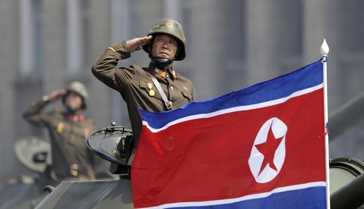Kuzey Kore: ABD'nin Askeri Eylemleri Yeni Bir Soğuk Savaşı Tetikliyor
