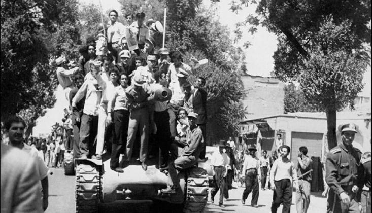 İngiltere'nin 1953 İran Darbesindeki Rolü