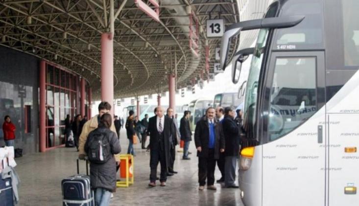 Otobüs Bileti Tavan Fiyatı Yeniden Belirlendi