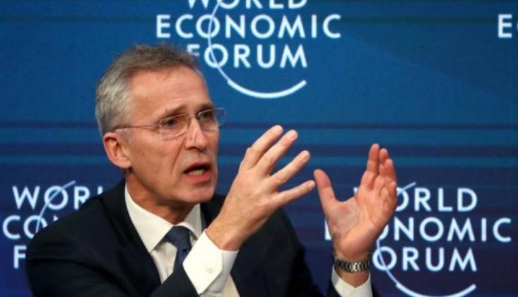 NATO Genel Sekreteri'nden Irak Açıklaması