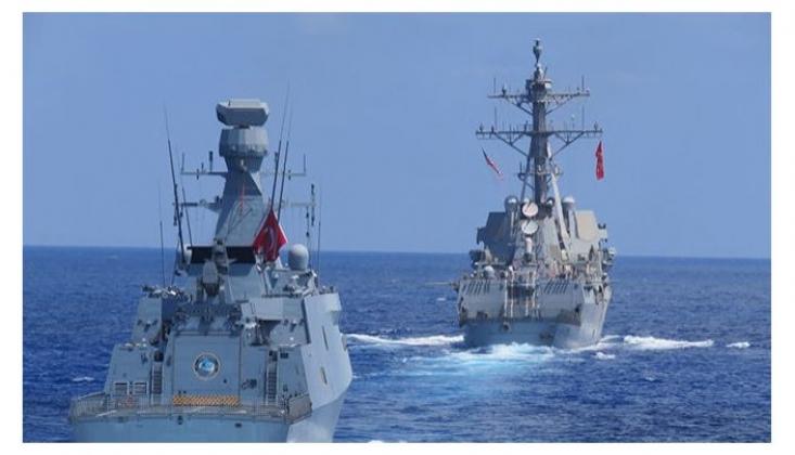 Güney Kıbrıs: Türkiye'nin Akdeniz'deki Tatbikatı Yasa Dışı