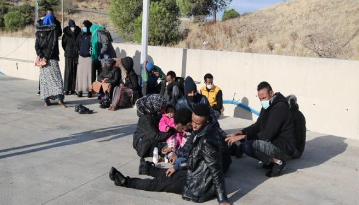 Yunan Askerleri Göçmenleri Ölüme Terk Etti