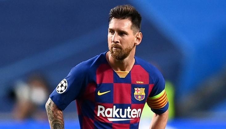 Barça'da Messi İçin Flaş Karar!