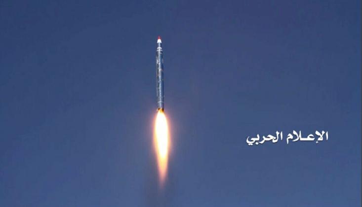 Riyad Yine Yemenli Güçlerin İnsansız Hava Araçlarının Hedefi Oldu
