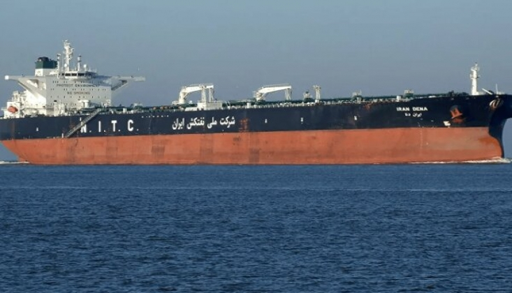 İran, ABD'nin Tanker İddiasını Yalanladı