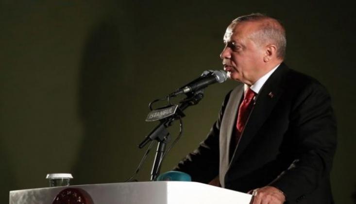 Erdoğan'dan Macron'a Yanıt