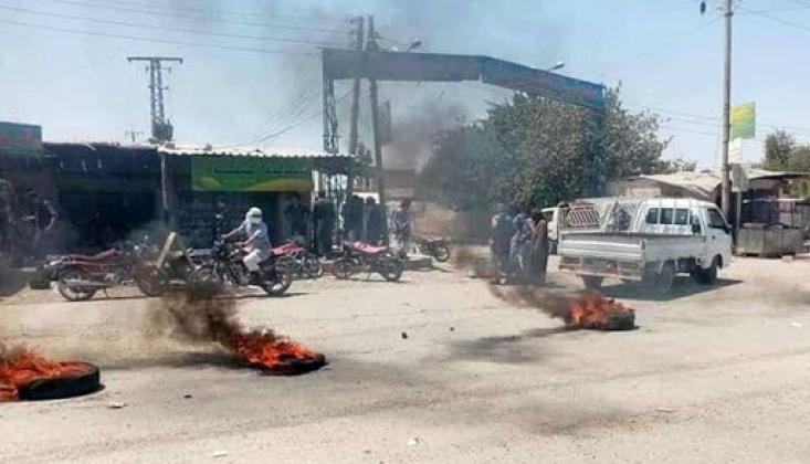 DSG Milisleri Sivillere Saldırdı