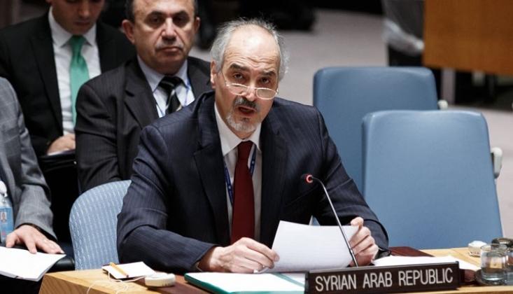 Suriye: Peker'in Söyledikleri Tamamen Doğru