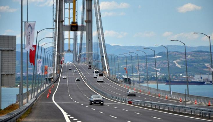 Yeni Yılda Köprülerde Zamlı Tarife