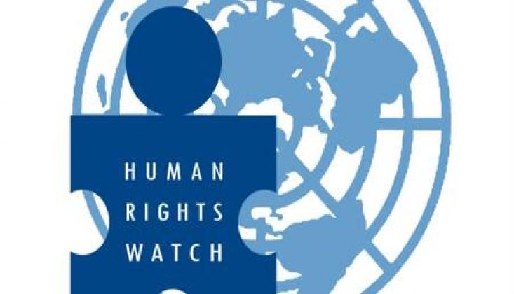 İnsan Hakları İzleme Örgütü'nden İsrail'e Eleştiri