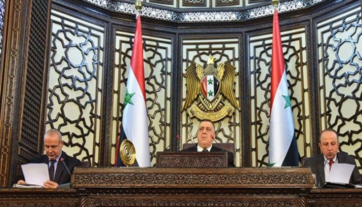 Suriye Parlamentosundan Türkiye'ye Karşı Ermeni Soykırımı Çıkışı