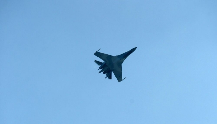 Rusya'dan Su-35 Alan Mısır'a ABD'den Yaptırım Uyarısı