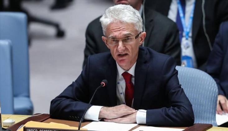 11 Milyon Suriyeli İnsani Yardımlara Muhtaç
