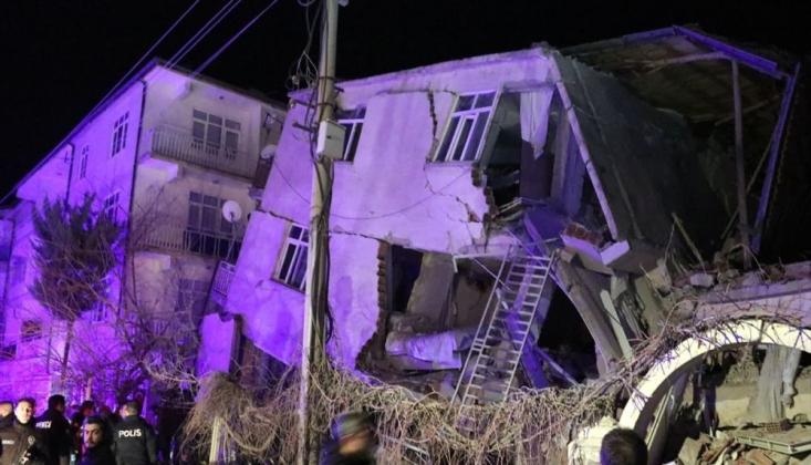 Depremde Yaşamını Yitirenlerin Sayısı 25'e Çıktı