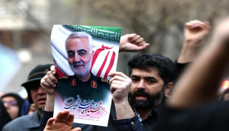 İran: ABD, General Süleymani Suikastı ile Büyük Bir Hata Yaptı