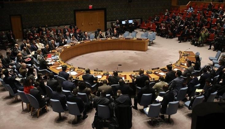 Suriye BMGK'nın Sessizliği Kabul Edilemez