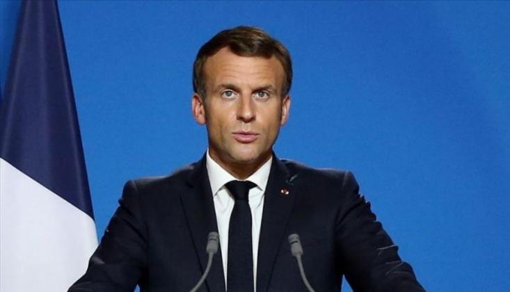 Macron'dan 'Boykot' Açıklaması