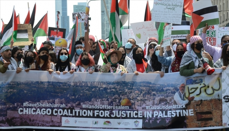 'Amerika'daki Yahudiler İsrail'e Bağlılık Duymuyor'