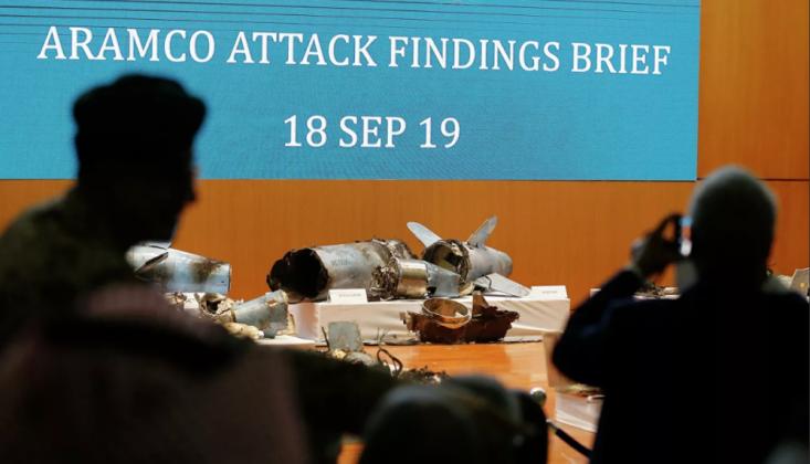 Arabistan Rejimi Aramco Saldırısı İçin İran'ı Suçladı
