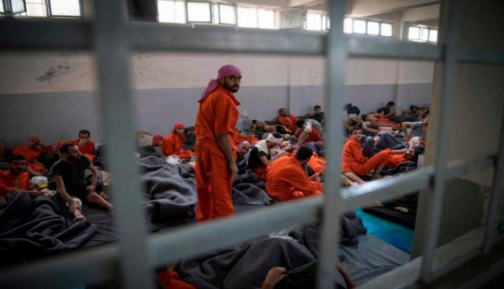 IŞİD'liler ABD Kontrolündeki Hapishaneden Kaçtı