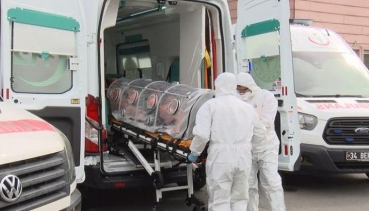 CHP'den Koronavirüs Raporu: Sağlık Personeli ve Yatak Sayısı Yetersiz