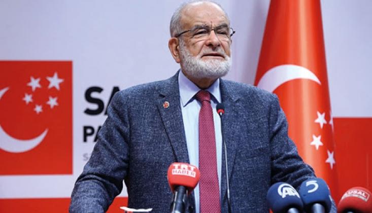 Karamollaoğlu'ndan 'Demokrasi Adası' Çıkışı