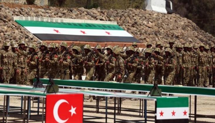 Suriye'nin Kuzeyinde Türkiye'nin Desteğiyle Yeni Bir Silahlı Grup Oluşturuldu