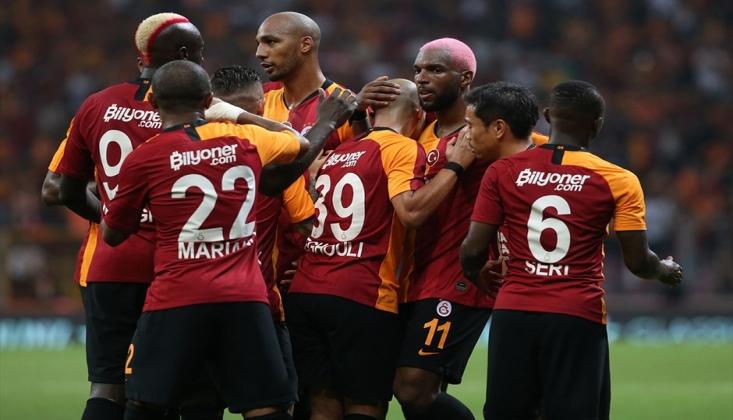 Galatasaray'ın Kadrosu Açıklandı!