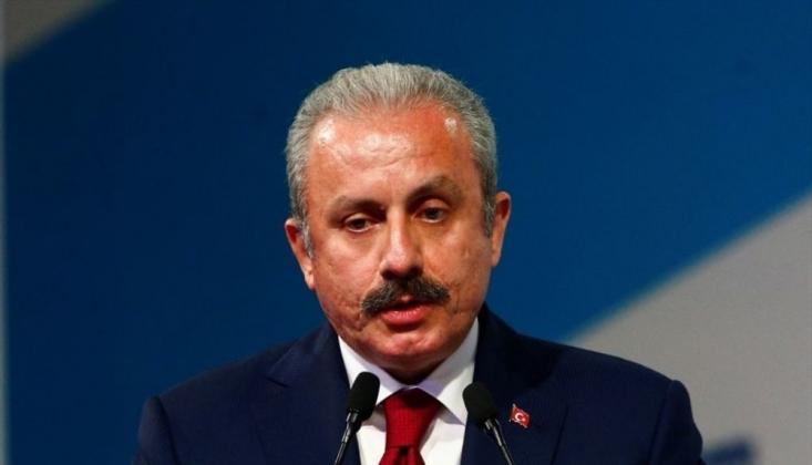 Şentop: Türkiye, Suriye'de Kalıcı Barış İçin Her Türlü Girişimin İçinde