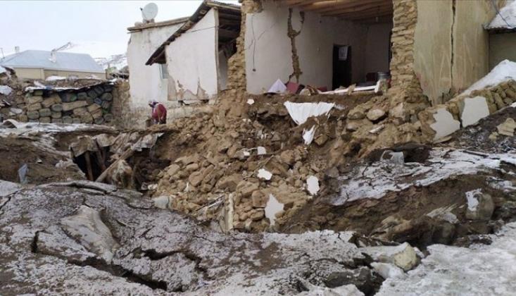 İran'da 5.9 Büyüklüğünde Deprem! Van'da Can Kayıpları Var
