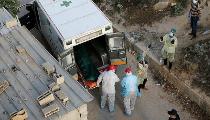 Gazze Şeridi'nde Koronavirüs Kaynaklı İlk Can Kaybı