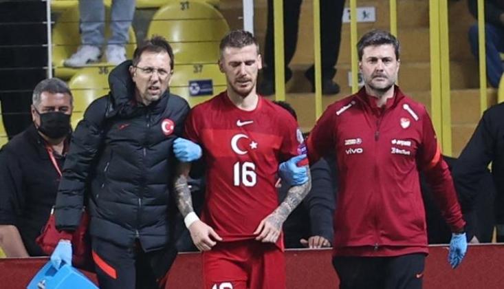 Serdar Aziz Trabzonspor Maçına Gözlükle Çıkacak!