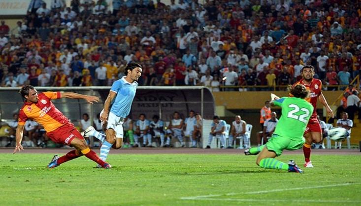 Galatasaray - Lazio Maçı