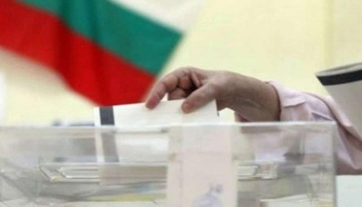 Bulgaristan Halkı Milletvekili Seçimleri İçin Sandık Başında