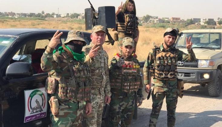 Irak'taki Bazı Akımlar, Erbil Olayını Haşdi Şabi'nin Aleyhinde Kullanmak İstiyor