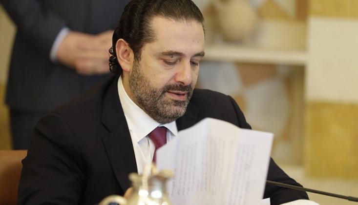 Hariri: Yeni Hükümeti Kurma Görevini Kabul Etmeyeceğim