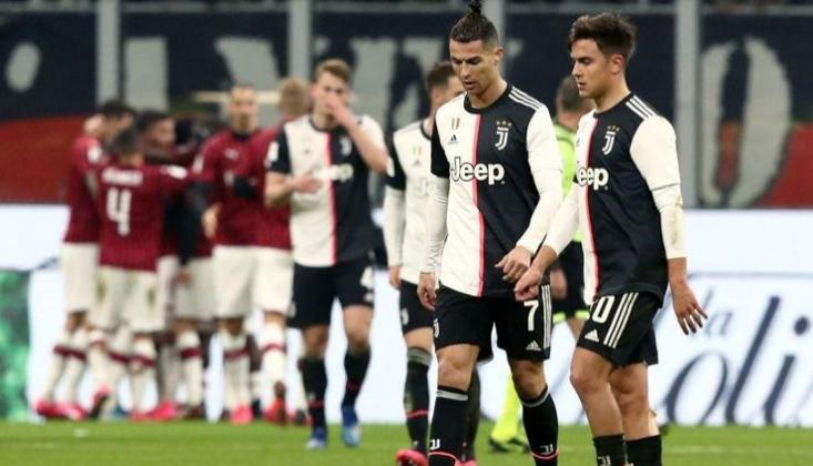 Juventus Maaşlarda İndirime Gidiyor!
