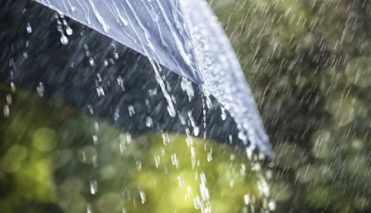 Hava Sıcaklıkları 8 Derece Birden Düşüyor, Yağış Geliyor