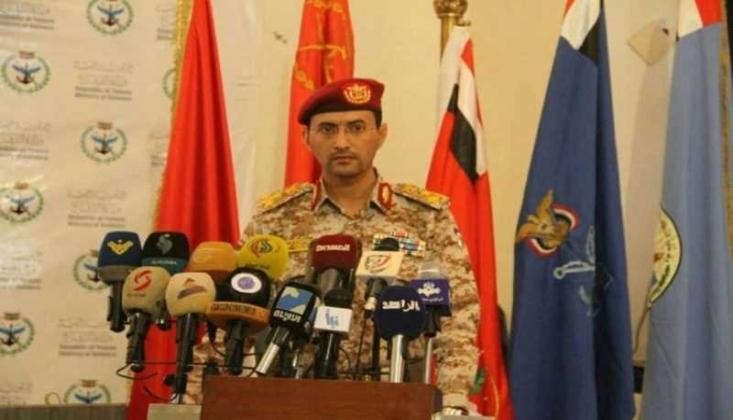 Yemen Güçleri, Suudi Askeri Karargahını Balistik Füzeyle Vurdu