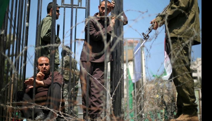 Filistinli 100 Mahkûmdan 95'i, İşkenceye Maruz Kalıyor