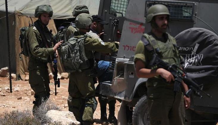 Batı Şeria ve Kudüs'te İşgal ve Tutuklamalar Devam Ediyor