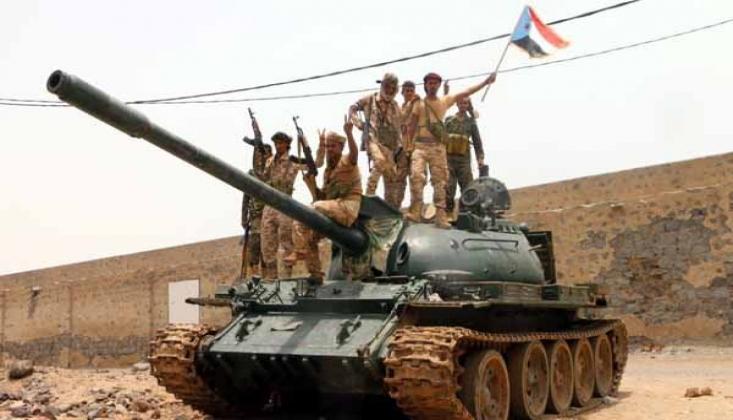 BAE Destekli Kuvvetler, Aden'deki Hakimiyetlerinde Israr Ediyor