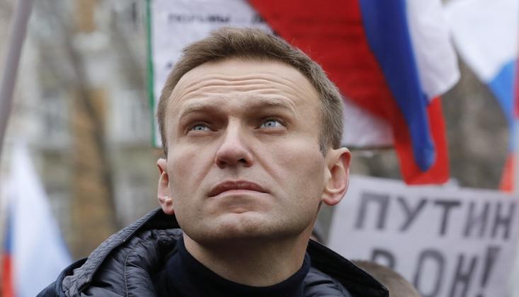 Navalny'in Arkasındaki ABD