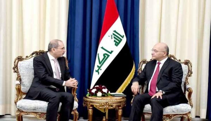 Salih: Irak Komşu Ülkelere Saldırmak İçin Bir Platform Olmayacak