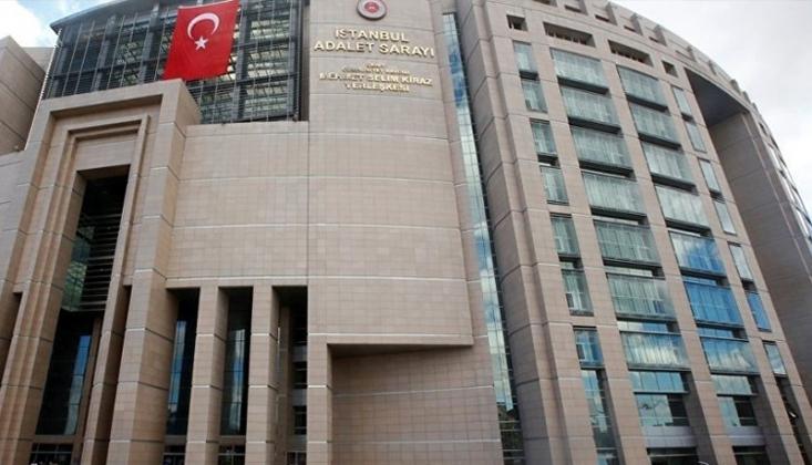 İstanbul Adliyesi'nde Koronavirüs Önlemi
