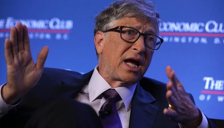 Bill Gates: Dünya Bir Veya İki Yılda Normal Yaşama Dönemez