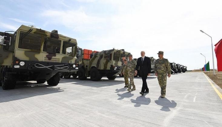 """""""İsrail'in Azerbaycan'a Sattığı Silahlar İşe Yaramıyor"""""""