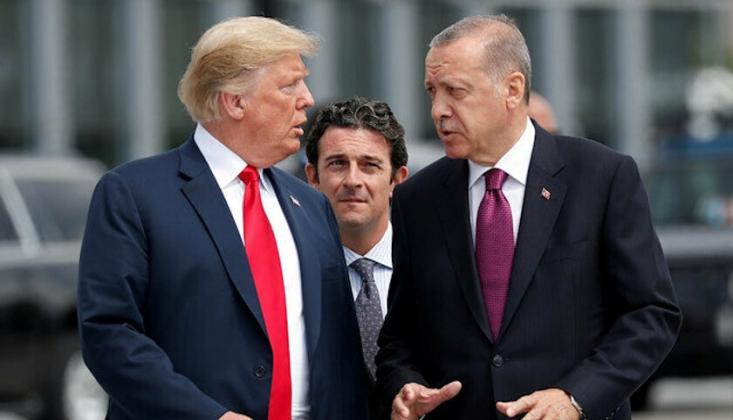 Beyaz Saray'dan Erdoğan ile Trump Görüşmesine İlişkin Açıklama