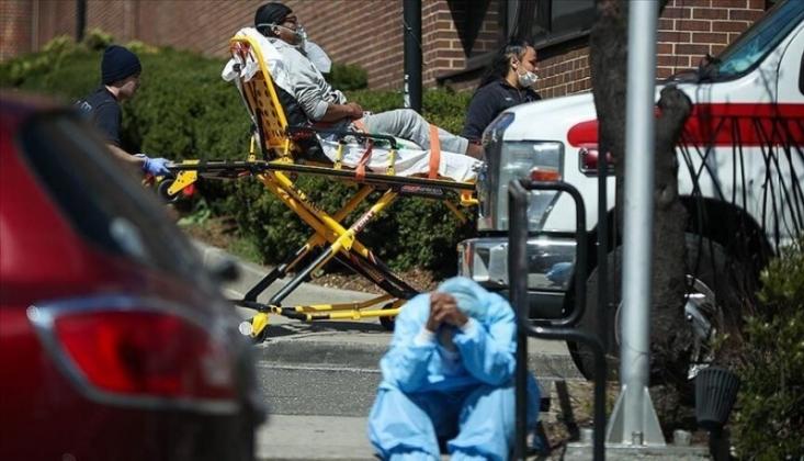 ABD'de Kovid-19'dan Ölenlerin Sayısı 424 Bini Geçti
